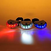 自転車用ライト / 後部バイク光 LED サイクリング アラーム / バックライト / コンパクトデザイン 単四電池 ルーメン バッテリー サイクリング-FJQXZ®