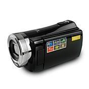 "Rich® DVH-600 HD 720p píxeles 16.0 mega píxeles con zoom de 16x 2.7 ""de pantalla LCD de alta definición cámara digital videocámara"