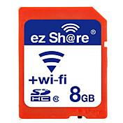 ez Share 8GB 無線LAN SDカード メモリカード クラス10