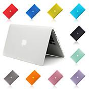 2 1でキャンディーカラーのソフトタッチのプラスチックハードケースカバー& アップルのMacBook Air 13 'のためのキーボードカバー」(アソートカラー)