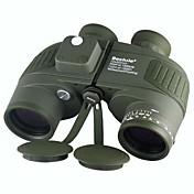Boshile 10X50 mm 双眼鏡 防水 屋根のプリズム ナイトビジョン BAK4 全面マルチコーティング 132m/1000m センターフォーカス