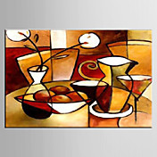 手描きの 静物画Modern 1枚 キャンバス ハング塗装油絵 For ホームデコレーション