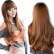 ロリータスタイルperruque peruca合成かつら3色安いnatual現実的なかつらきちんと前髪短いキュートなスタイルのコスプレウィッグ