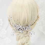 Bandas de cabeza ( Legierung/Perla Artificial/Brillante ) - Boda/Fiesta