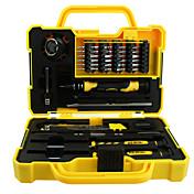 rewin® herramienta 43pcs destornillador eléctrico profesional establecido para el hogar usando