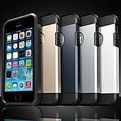iPhone 5 / 5S用のタフな外装ケース(アソートカラー)
