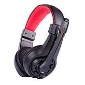 ステレオPCヘッドセットイヤホンファッションのラップトップゲーミングベルトゲームヘッドホンヘッドバンド