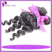 Tejidos Humanos Cabello Cabello Peruano Ondulado Amplio 6 Meses 1 Pieza los tejidos de pelo