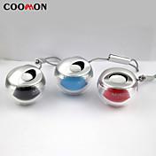 lámpara colorida bola de cristal altavoz del bluetooth pequeño cilindro de mini portátiles