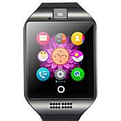 kimlink®q18スマートウォッチフォンブルートゥースカメラシムsdカードsmartwatch for android