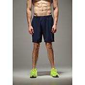 Vansydical® Hombre Shorts de running Secado rápido Alta transpirabilidad Transpirable Tejido Ultra Ligero Reductor del Sudor Shorts/Malla