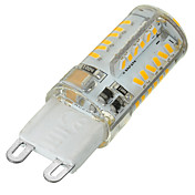 5W G9 LED-lamper med G-sokkel Nedfaldende retropasform 58 SMD 3014 400-500 lm Varm hvid Kold hvid Justérbar lysstyrke Dekorativ