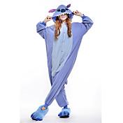 Kigurumi Pijamas nueva Cosplay® Monster Leotardo/Pijama Mono Festival/Celebración Ropa de Noche de los Animales Halloween Azul Piscina