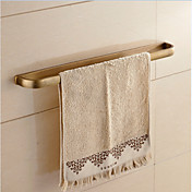 Tyč na ručníky Vintage mosaz Na ze´d 22.6*2.2*1.1 inch Mosaz Moderní