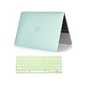 """nueva 2 en caso de cuerpo completo dura 1 mate de plástico con tapa de teclado para MacBook Air 11 """"/ 13"""" (colores surtidos)"""