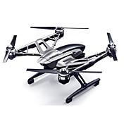 Dron Yuneec Typhoon Q500 8 Canales 3 Ejes Con cámara HD 4KRetorno Con Un Botón Auto-Despegue A Prueba De Fallos Controle La Cámara Acceso