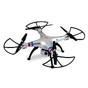 Drone SYMA X8G 4 Kanaler 6 Akse Med kamera En Knap Til Returflyvning Hovedløs Modus 360 Graders Flyvning Med kameraFjernstyret Quadcopter
