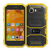 Kenxinda PROOFINGS W6 4.5 pulgada Smartphone 4G (1GB + 8GB 5 MP Quad Core 2600 mAh)