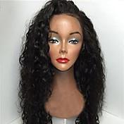 Mujer Pelucas de Cabello Natural Cabello humano Encaje Completo Encaje Frontal Frontal sin Pegamento Integral sin Pegamento 130% Densidad