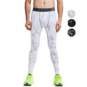 Vansydical® Hombre Mujer Camiseta interior Pantalones ajustados de running Secado rápido Transpirable Pantalones/Sobrepantalón