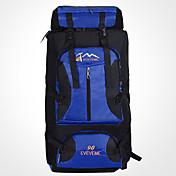 90 L Paquetes de Mochilas de Camping Mochilas para Laptops Organizador de Viaje mochila Mochila Escalada Acampada y Senderismo Viaje