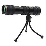 10-12030X25 mm 単眼鏡 高解像度 ミリタリー ポータブル ズーム Fogproof ジェネリック 携帯用ケース 軍隊 フィールドスコープ ナイトビジョン 一般用途向け ハンティング バードウォッチング 軍隊 BAK4 全面コーティング0.5M/3000M AT