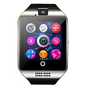 AndroidとiOSの携帯電話用のタッチスクリーンカメラとスマートウォッチQ18