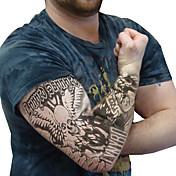 tetování Návleky na ruce rukávy 2016 nově příchozí na kole manžety Návleky na ruce slunce prodyšnost elastické kolo (1 ks)