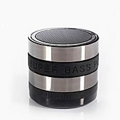 Altavoz Portátil Manos Libres Bluetooth V3.0 TF/MP3/AUX