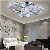 Montage de Flujo ,  Moderno / Contemporáneo Otros Característica for Cristal LED MetalDormitorio Comedor Cocina Baño Habitación de