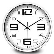 Kulatý Módní a moderní Nástěnné hodiny,Ostatní Kov 30*30*7