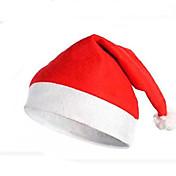 sombrero de navidad roja accesorio adulto navidad