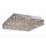 Vestavná montáž ,  moderní - současný design Pochromovaný vlastnost for Křišťál LED Kov Obývací pokoj Ložnice Chodba