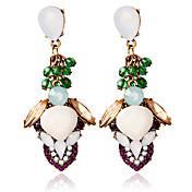 Kićankama Legura Jewelry Zelen Jewelry Za Vjenčanje 1 par