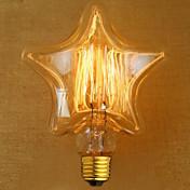 エジソン黄色光の装飾レトロタングステンランプ光源(E27の40ワット)