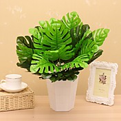 1 1 Větev Hedvábí Rostliny Květina na stůl Umělé květiny 45CM