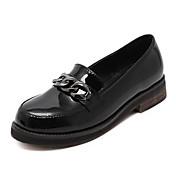 MujerOthers-Zapatos de taco bajo y Slip-Ons-Casual-PU-Negro