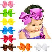 16PCS /ヘアアクセサリー幼児ヘアバンドtodder赤ちゃんの女の子hairbowsヘッドバンドを設定