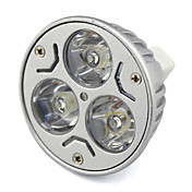 3W GU5,3(MR16) LED bodovky MR16 High Power LED 280 lm Teplá bílá / Chladná bílá V 1 ks