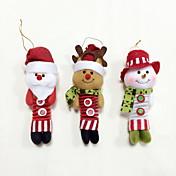 adornos de Navidad con la decoración de primavera / árbol