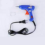 ツールホットメルトグルーガン小グルーガンミニホットメルトグルーガンに必要な接着剤銃を作るカニ王国モデル