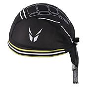 ハット 帽子 Headsweat バイク 高通気性 速乾性 防風 絶縁 バクテリア対応 低摩擦 モイスチャーコントロール ソフト サンスクリーン 女性用 男性用 男女兼用 ブラック テリレン