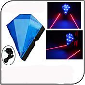Luces para bicicleta / Luz Trasera para Bicicleta / luces de seguridad LED / Laser - Ciclismo A Prueba de Agua / Recargable Otro 80 Lumens
