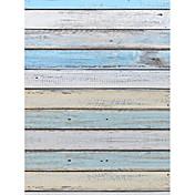 ストライプ木材の背景写真スタジオの写真撮影の背景5x7ft