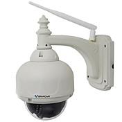 vstarcam®1.0mp wi-fi防水セキュリティ監視ipカメラ(ptz / 4xズーム15mナイトビジョンp2pサポート128gb tf)