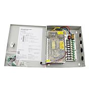 12v 10a dc 9 alimentación de la caja de alimentación con reajuste automático de potencia 120w / fuente de alimentación de alimentación del interruptor