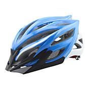 女性用 / 男性用 / 男女兼用 バイク ヘルメット 23 通気孔 サイクリング サイクリング / マウンテンサイクリング / ロードバイク / レクリエーションサイクリング ワンサイズ PC / EPS イエロー / ホワイト / レッド / ブラック / ブルー