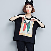 2コショウ厚い綿のTシャツ大規模なレジャーデビッド・ユイ