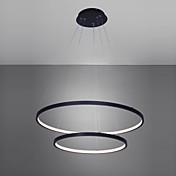 Luzes Pingente ,  Contemprâneo Pintura Característica for LED MetalSala de Estar Sala de Jantar Quarto de Estudo/Escritório Quarto das