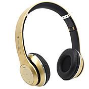 SOYTO S460 ヘッドホン(ヘッドバンド型)Forメディアプレーヤー/タブレット 携帯電話 コンピュータWithマイク付き FMラジオ ゲーム スポーツ ノイズキャンセ Bluetooth